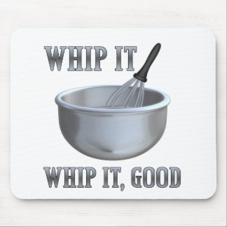Whip It! Mouse Mat