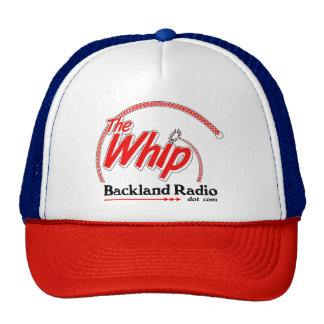 Whip Red, White & Blue Trucker Cap