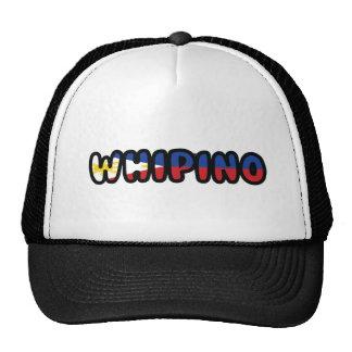 Whipinio with Filipino Flag Mesh Hat