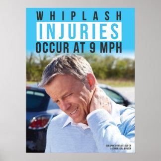 Whiplash Poster 18 x 24