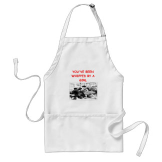 whipped adult apron
