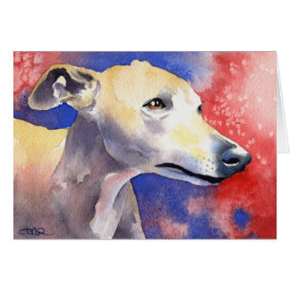 Whippet Card