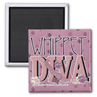 Whippet DIVA Magnet