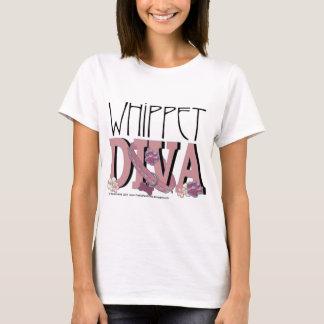 Whippet DIVA T-Shirt