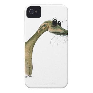whippet dog, tony fernandes iPhone 4 case