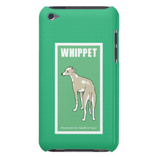 Whippet iPod Touch 4G Case iPod Case-Mate Case