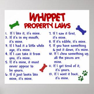 WHIPPET PL2 POSTER