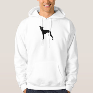 Whippet Silhouette Hoodie