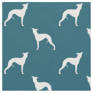 Whippet Silhouettes Pattern