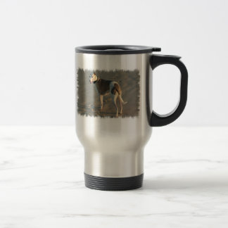 Whippet Stainless Travel Mug
