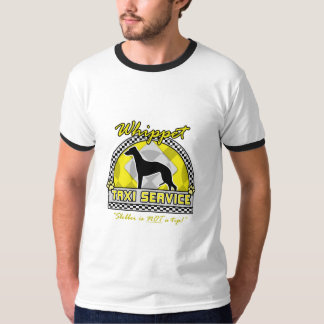 Whippet Taxi Service T-Shirt