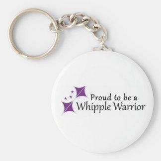 Whipple Warrior Key Chain