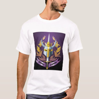 "Whipple Warrior Logo TShirt ""Dude"""