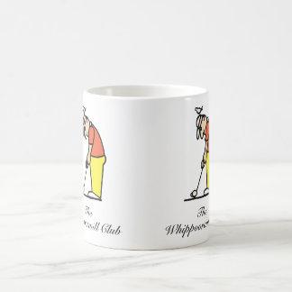 Whippoorwill & Golfer Mug