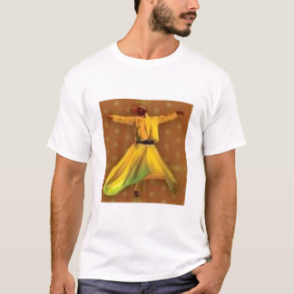 whirl tshirt turkish spin spiritual religion isla