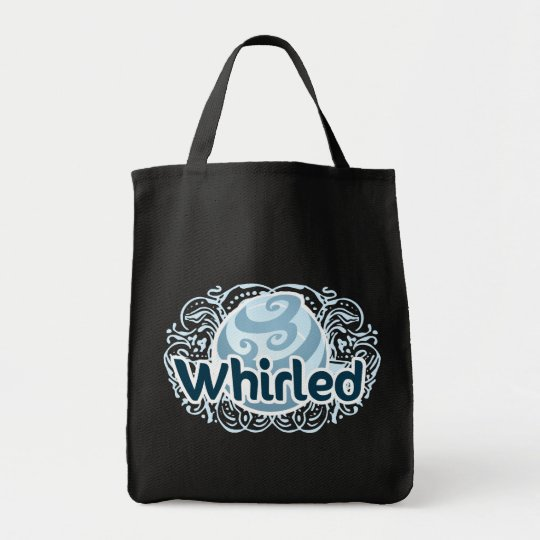 Whirled Tote