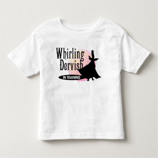 Whirling Dervish Toddler T-Shirt