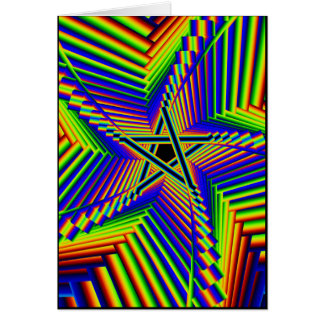 whirling rainbow pentacle 3 card