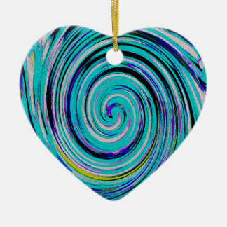 Whirlpool Colors. Christmas Ornament