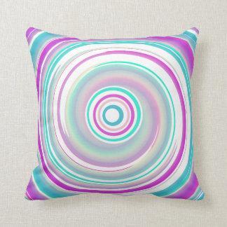 Whirlpool Cotton Throw Pillow
