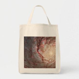 Whirlpool Galaxy Canvas Bags