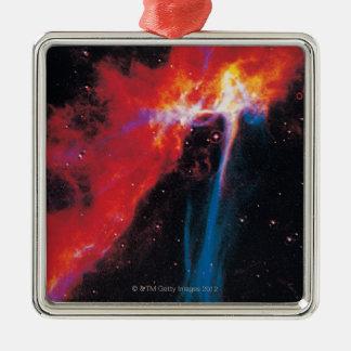 Whirlpool Galaxy Christmas Ornament