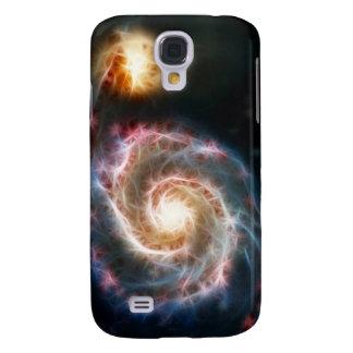 Whirlpool Galaxy M51 and companion Samsung Galaxy S4 Case