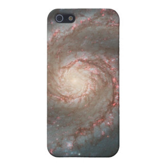 Whirlpool Galaxy (M51) and Companion Galaxy iPhone 5 Cases