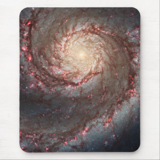 Whirlpool Galaxy Mouse Mat