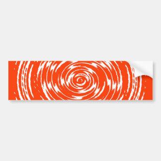 Whirlpool- Red Bumper Sticker