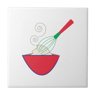Whisk and Bowl Tile