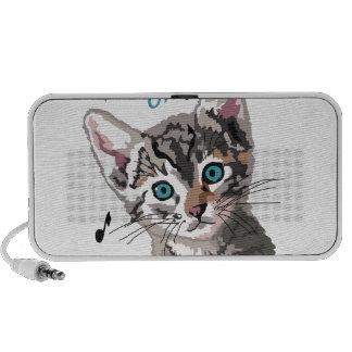 Whiskers On Kittens iPod Speaker