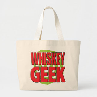 Whiskey Geek Canvas Bags