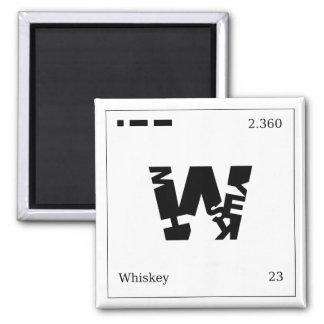 Whiskey Magnet