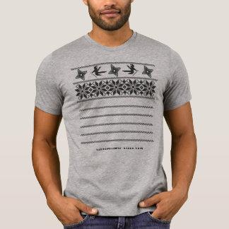 Whiskey Ninja Christmas T-Shirt