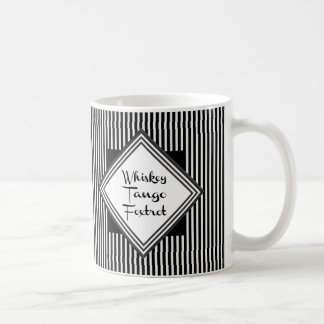 Whiskey Tango Foxtrot Funny Basic White Mug