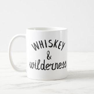 Whiskey & Wilderness Coffee Mug