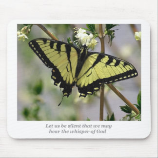 Whisper Butterfly Mouse Mat
