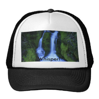Whisper! Hats