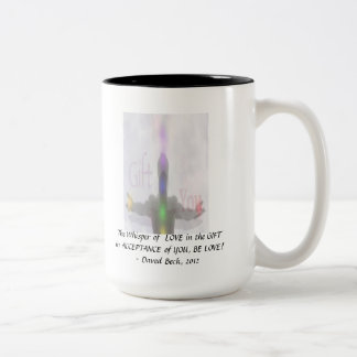 Whisper of LOVE  2012 Special edition Two-Tone Mug