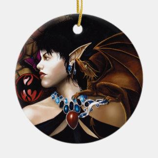 Whispered Secrets Ornament