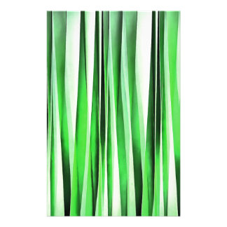 Whispering Green Grass Customized Stationery