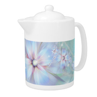 Whispering lilac Teapot