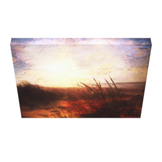 Whispering Shores Canvas Print