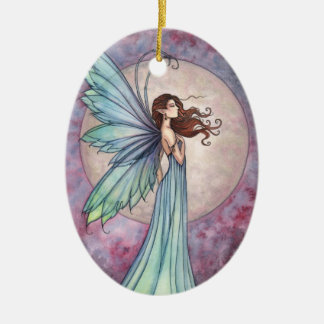 Whispering Wind Faerie Ornament