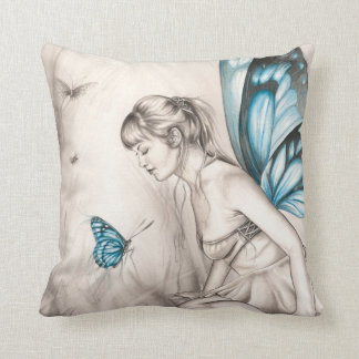 Whispering Wings Cushion