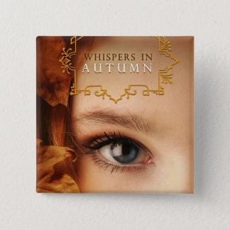 Whispers in Autumn Button