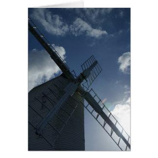 Whispy Windmill Card