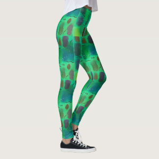 """Whispy"" Workout Leggings"