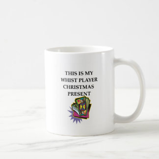whist coffee mug